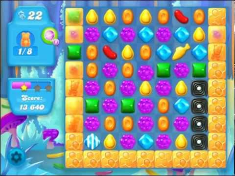 Candy Crush Soda Saga Level 143 No Boosters