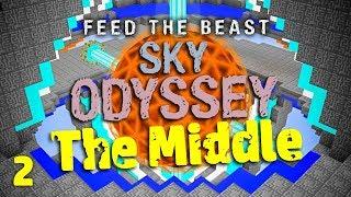 Mystical Skies Modpack | Mystical Skies Skyblock! | E1