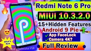 MIUI 9 6 2 0 Redmi Note 5 Pro | New Features | OTA Update Download