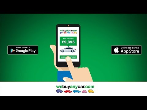 How to value your car with the webuyanycar.com car valuation tool