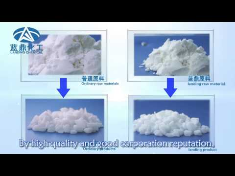Aluminum Sulphate producing process and material from China