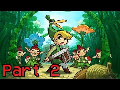 The Minish Cap | The Adventure Continues! | Part 2