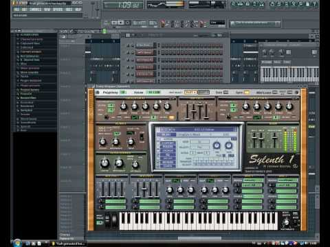 Hiphop beat made in Fruity loops * HOT! *