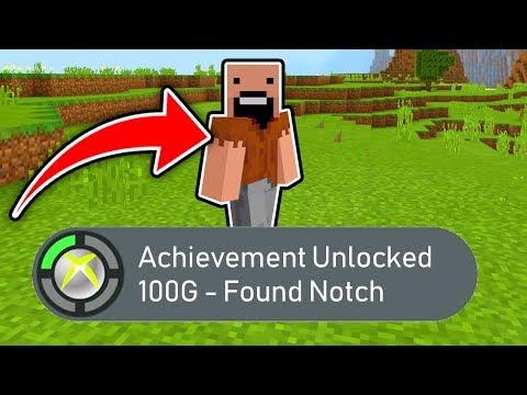 Minecraft : I Found SECRET ACHIVEMENT! (Ps3/Xbox360/PS4/XboxOne/WiiU)