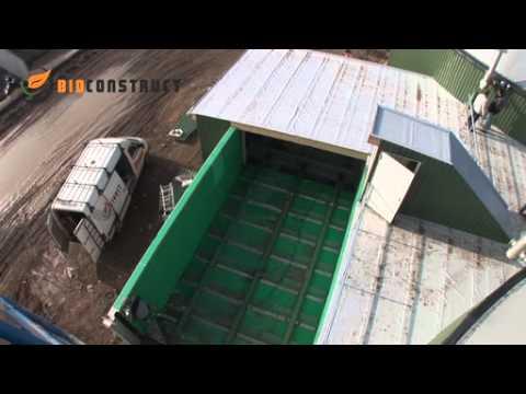 Come construire un impianto a Biogas?