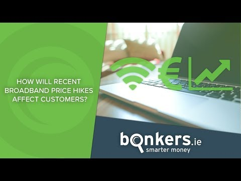 How will recent broadband price hikes affect customers?
