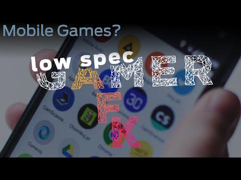 LowSpecGamer AFK: Tweaking the best Mobile Games?