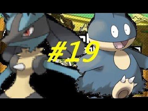 Pokemon Light Platinum Nuzlocke Part 19 - LOTS OF NEW FRIENDS