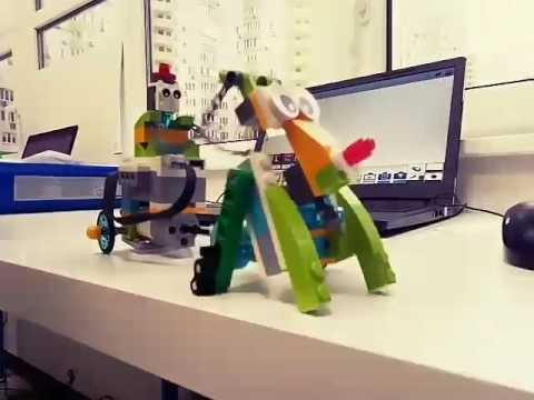 Федір у Robot School(1)
