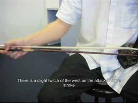How to bow the Erhu