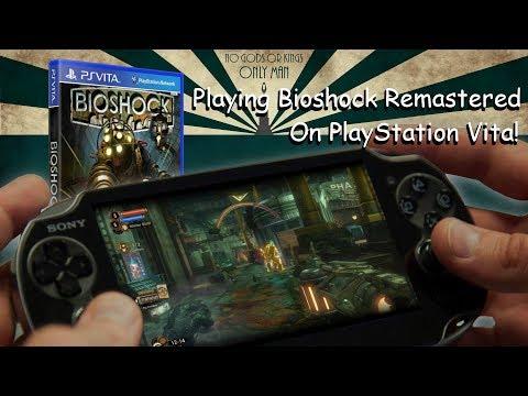Bioshock On The Playstation Vita