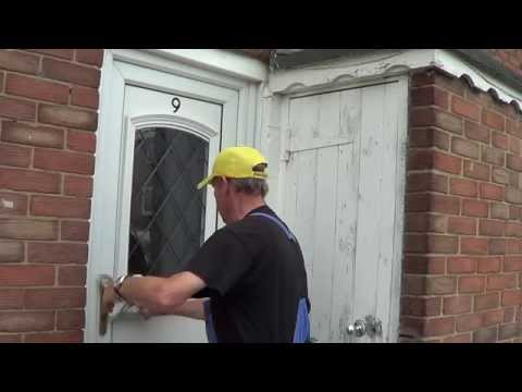 Window cleaning tips - Leaded Windows Trad Style