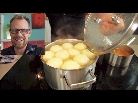 How to Make Dumplings - German Recipes - Episode 2
