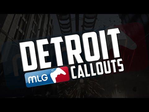 MLG Callouts - Detroit