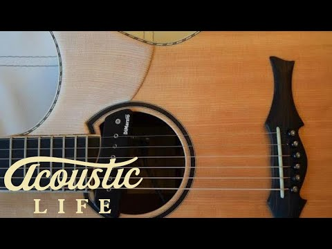 Is this the BEST Acoustic Guitar Pickup? (AT43)