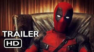 Deadpool 2 Official Teaser Trailer #3 (2018) Ryan Reynolds Marvel Movie HD