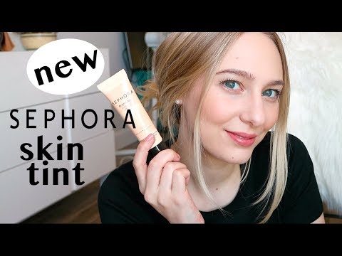 NEW! SEPHORA SKIN TINT first impressions