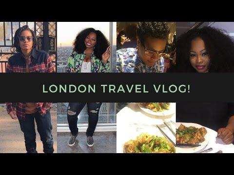 LONDON TRAVEL VLOG. | LESBIAN COUPLE