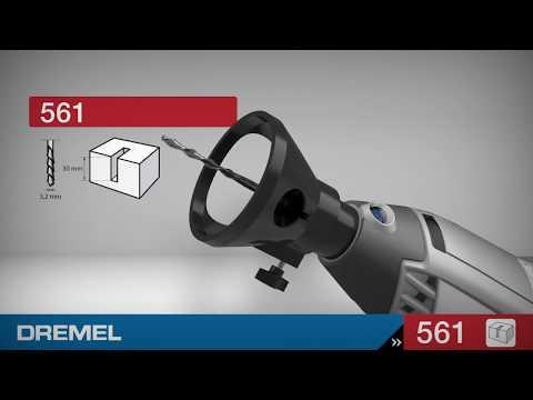 Dremel® - Spiral Multipurpose Cutting Bit - 561