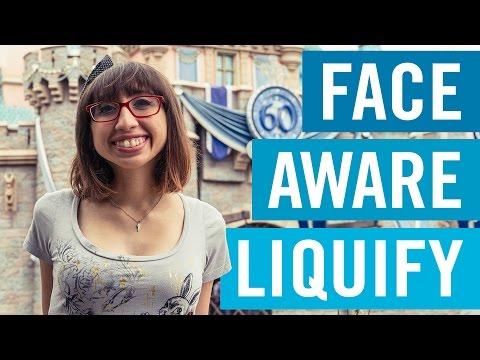 Photoshop's Face Aware Liquify & An Announcement!