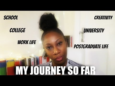 HOW TO FIND YOURSELF   SCHOOL TO UNI TO WORK!