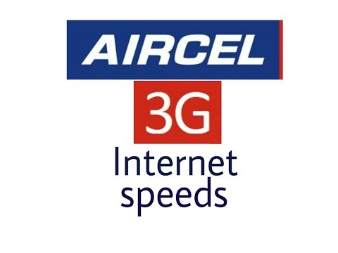 Aircel net speed test