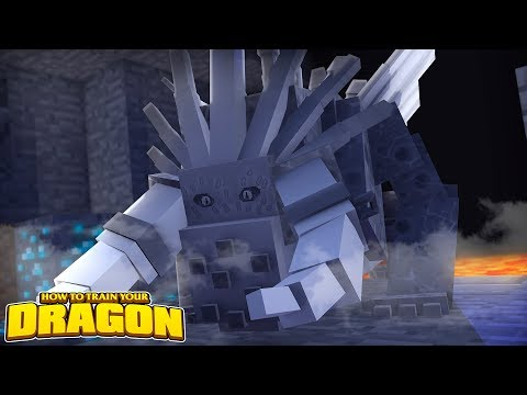 THE VOID BEAST!  HOW TO TRAIN YOUR DRAGON #67 w/ Little Lizard