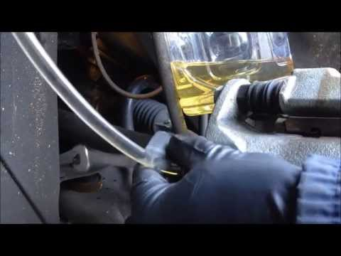 Nissan Leaf Brake Fluid Replacement