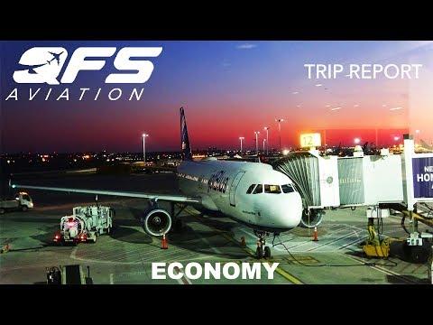 TRIP REPORT   JetBlue Airways - A320 - New York (JFK) to Sacramento (SMF)   Economy