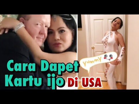 Ini Cara Dapet Green Card | How To Get Married in Washington State