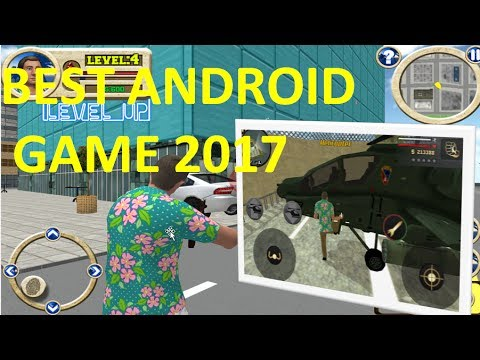 Best Android game 2017, Top andriod game, shotting game,  city game, air fighter helocopter game.