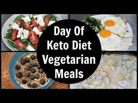Full Day Of Eating   Keto Vegetarian Meals