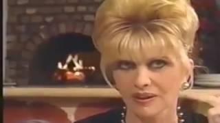 Ivana Trump interview , Ex Wife of Donald Trump - Bill Boggs