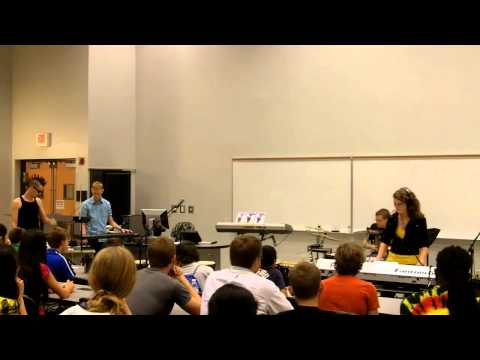 MIRA Laptop Ensemble - Dubstep Tutorial