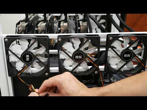How Much can you make from building and mining 6 GPU rig with Ethereum and NiceHash Part 1