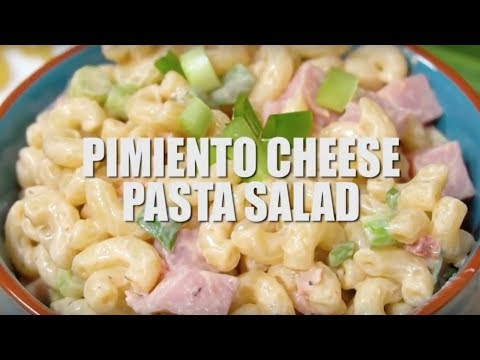 How to make: Pimiento Cheese & Ham Macaroni Salad