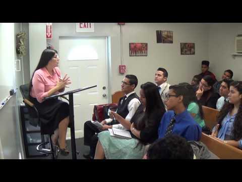 Sunday School Class -  Youth
