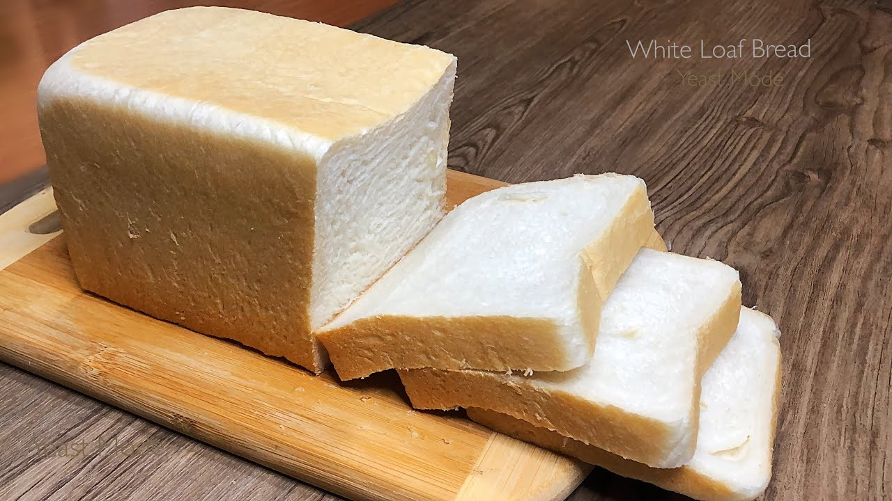 WHITE LOAF BREAD   PINOY TASTY BREAD   Basic ingredients   Easy Recipe
