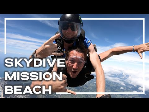 Skydiving Mission Beach, 15,000 Foot Of Adrenaline Filled Fun - Backpacker Banter