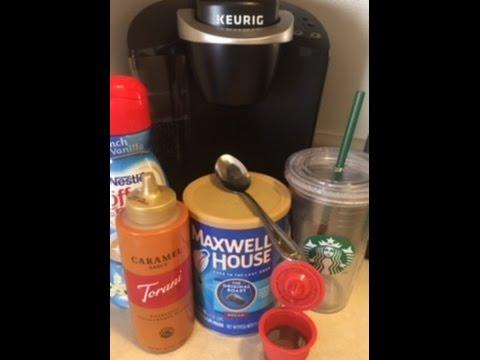 HOMEMADE ICED COFFEE 😍