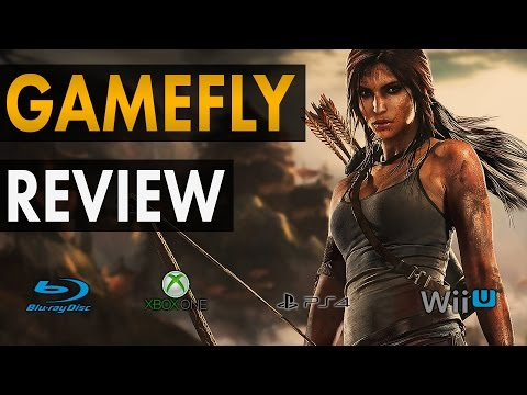 How Does Online Game Rental Work? Gamefly Review
