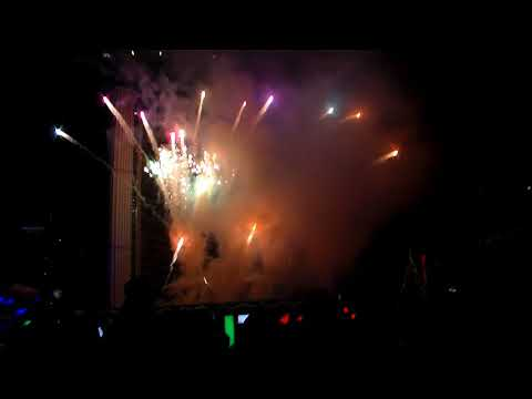 2018 New Year Fireworks, Toronto