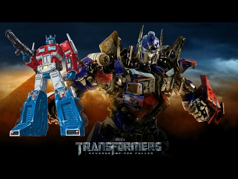 Let's Play Transformers Revenge of the Fallen (Autobots Campian) Part 9 G1 Optimus Prime!