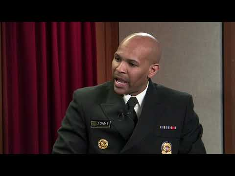 A Conversation on the Opioid Epidemic with Vice Admiral Jerome M. Adams