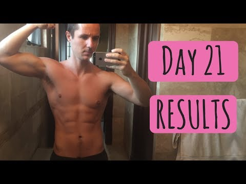 21 Days of Eating Clean: RESULTS