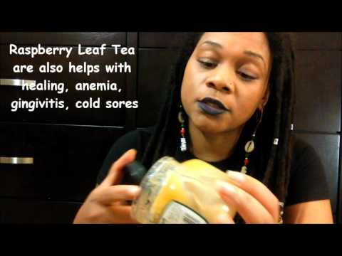 The Healing Benefits of Red Raspberry Leaf