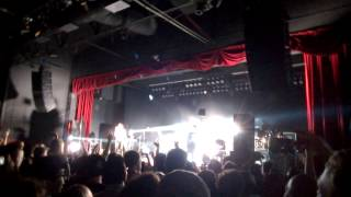 Phantogram - Celebrating Nothing @ Marquee Theater (live)