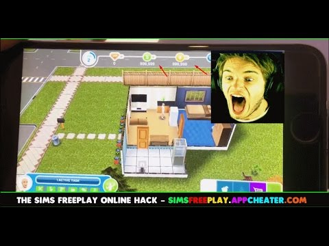 The Sims FreePlay Hack -The Sims FreePlay Cheats - Unlimited LifeStyle Points
