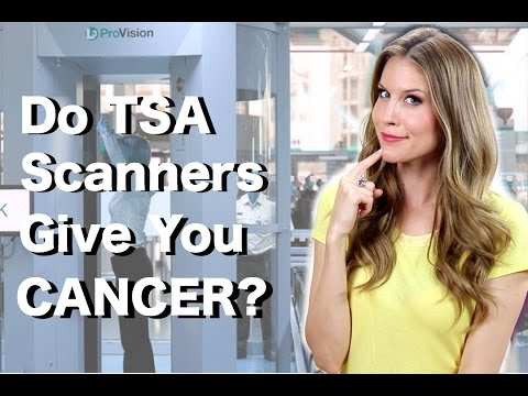 Are TSA Scanners Dangerous? Radiation When You Travel   Travel Tips & Tricks   How 2 Travelers