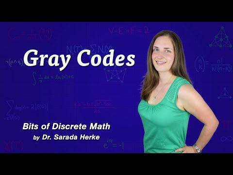 Discrete Math: 04. Gray Codes